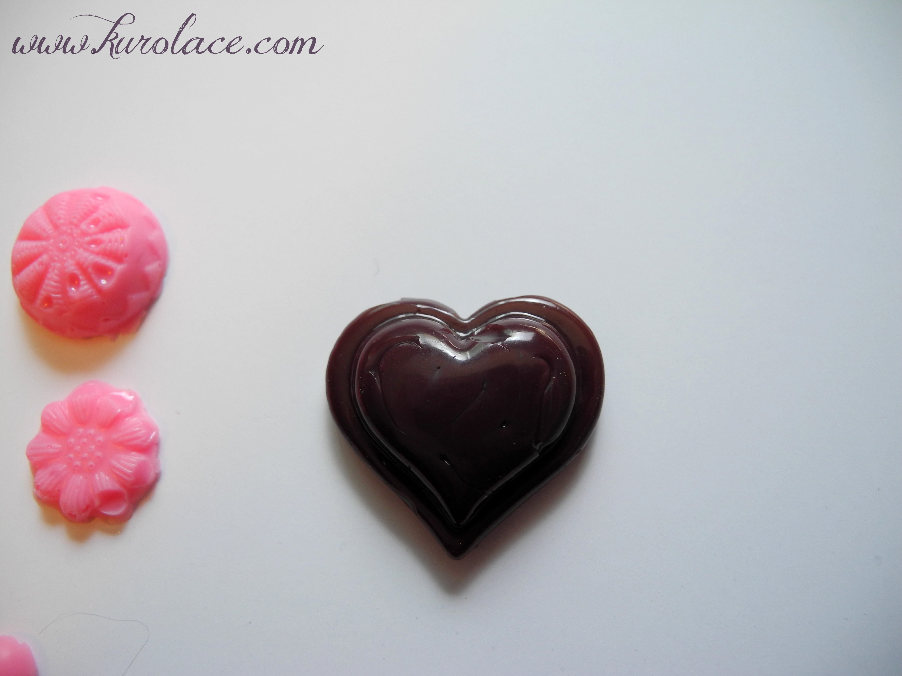How To Make Faux Chocolate Decoden Cabochons With Hot
