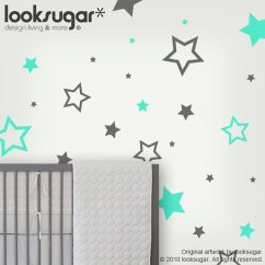 Stars in 2 colors from looksugar. $28